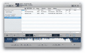 Anytune Mac Beta Screenshot