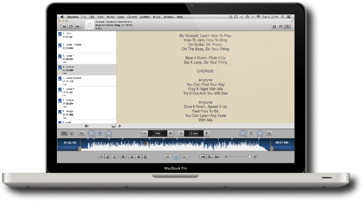 Anytune for Mac