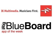 IK Multimedia iRig BlueBoard App of the Week Anytune