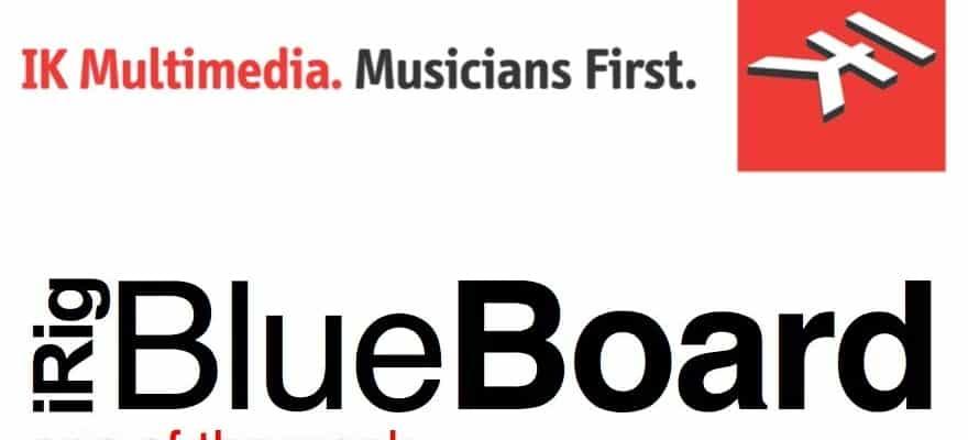 IK Multimedia iRig BlueBoard App of the Week Anytune