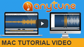Anytune Mac Tutorial-Video
